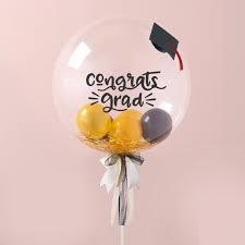Bubble balloons in Dubai