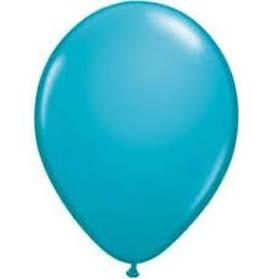 Plain fashion balloons blue