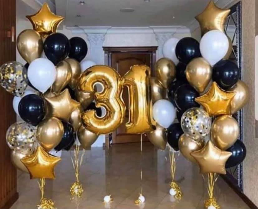 balloons delivery in Dubai